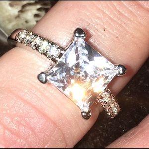 Baddest Bling Crystal Ring You've Ever Seen!!!!